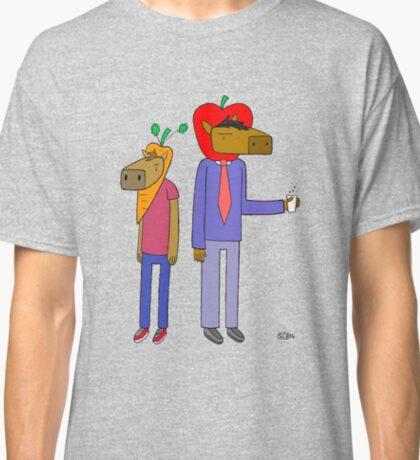Horseapple & Carrotmule Classic T-Shirt