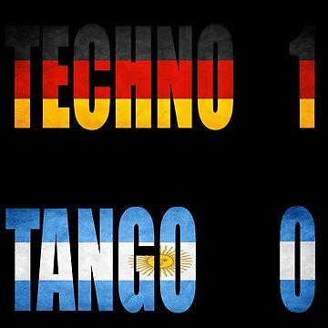 Techno world champion by ziadde