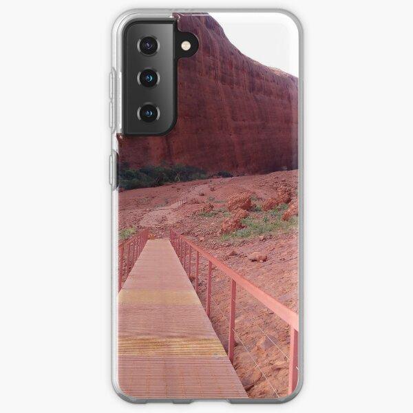 The Olgas Walk Samsung Galaxy Soft Case