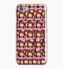 Sassy Emoji Collage iPhone Case/Skin
