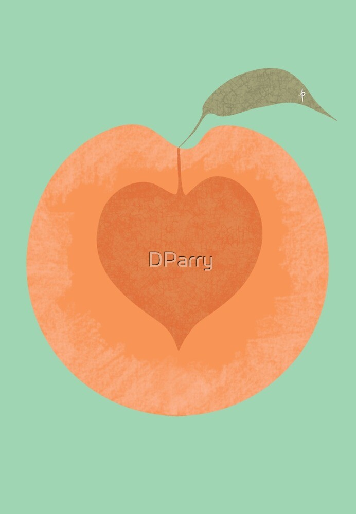 Peachy by DParry