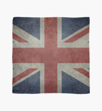 Union Jack Desaturated Grunge (3: 5 Version) Tuch