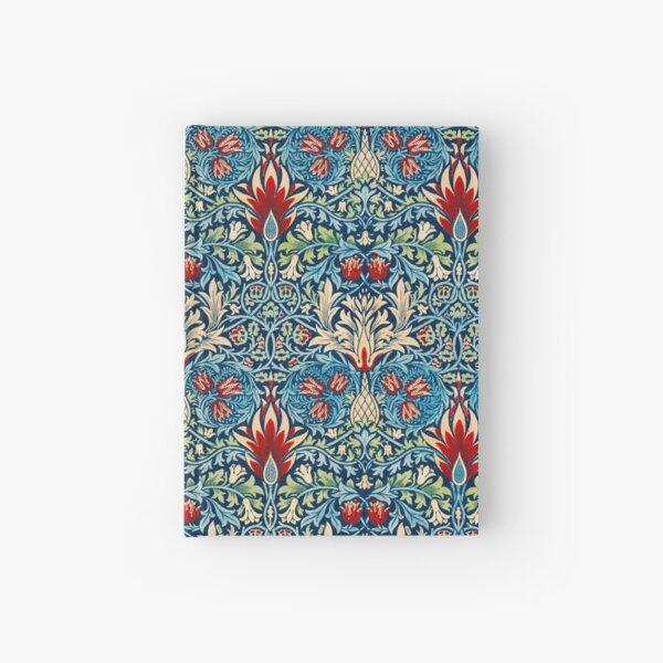 Snakeshead pattern by William Morris Hardcover Journal