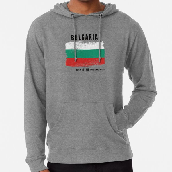 Bulgaria Country Mens Womens Hoodie Sport Fans Hoody All Sizes Football World