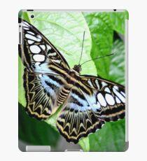 Blue Tiger Butterfly iPad Case/Skin