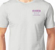 Hello, my name is Esteban Unisex T-Shirt