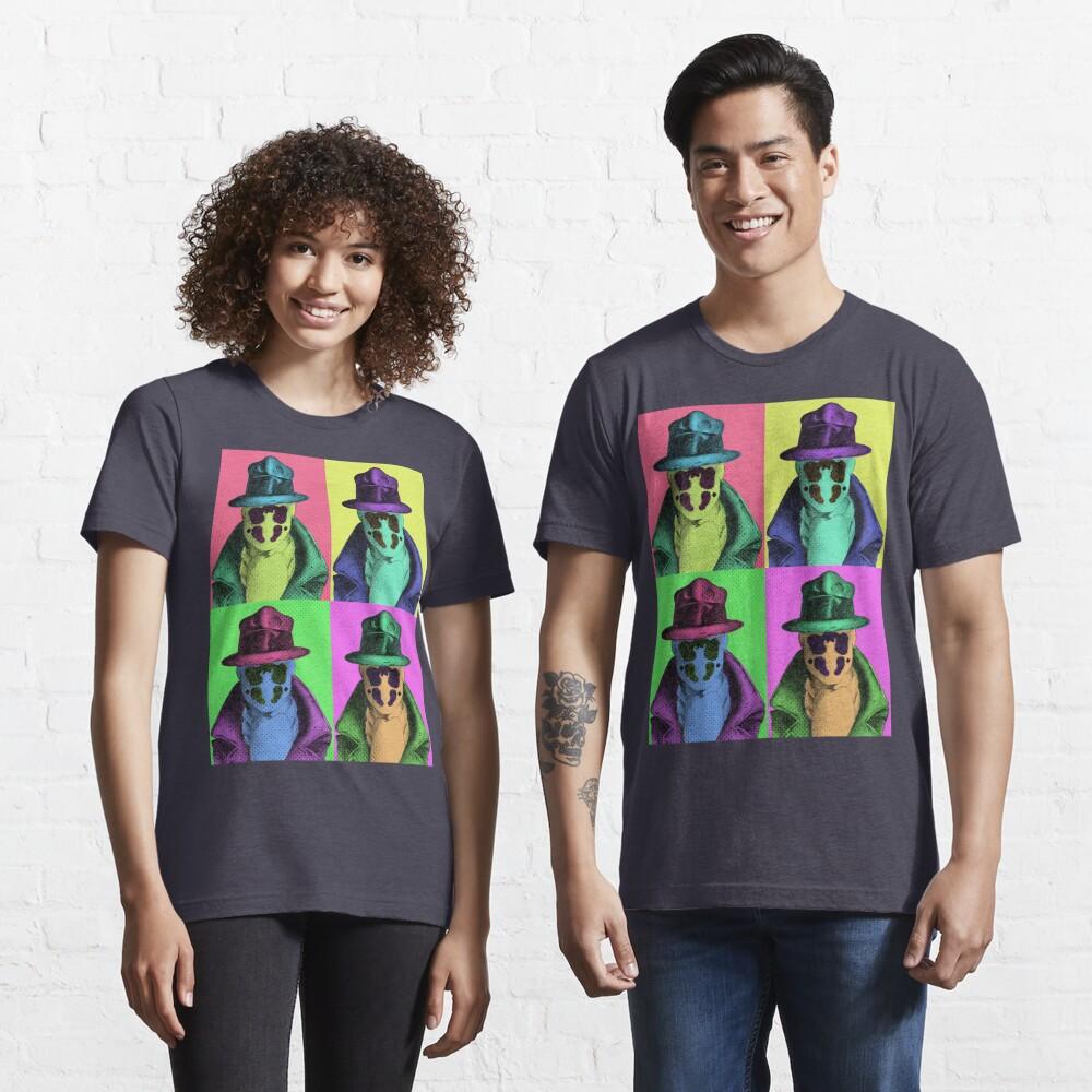 Rorschach Pop Art Essential T-Shirt