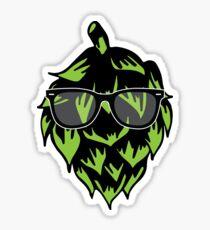 Hipster Hop Sticker
