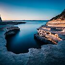 St. Peter's Pool, Malta by Alessio Michelini