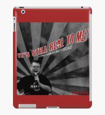 ISR2M Podcast Graphic Logo iPad Case/Skin