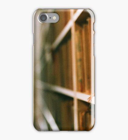 Brooklyn Art Library.  iPhone Case/Skin