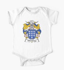 Montoya Coat of Arms/Family Crest Kids Clothes