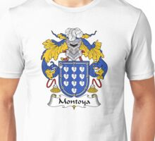 Montoya Coat of Arms/Family Crest Unisex T-Shirt