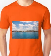 Coast of Cozumel  Unisex T-Shirt