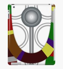 Fourth Doctor Who (Tom Baker) iPad Case/Skin
