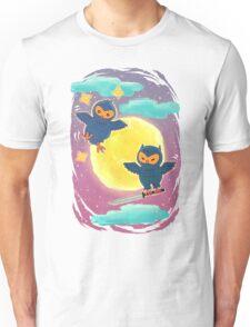Ninja Owls Unisex T-Shirt