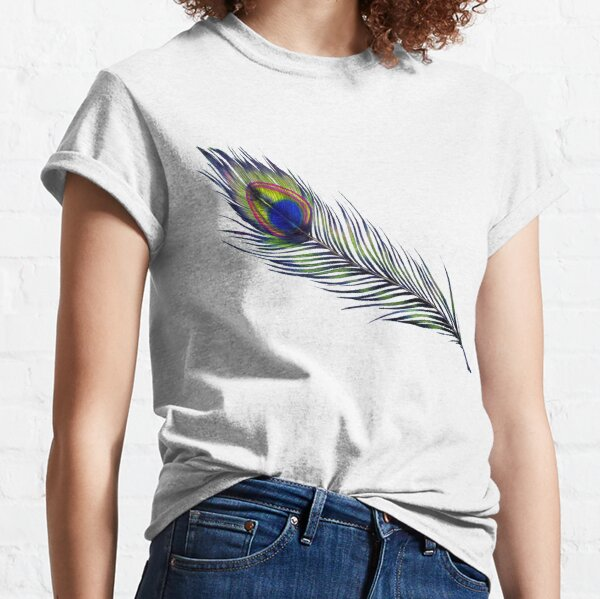The Peacock's Feather Classic T-Shirt