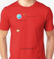 Pokédex Unisex T-Shirt