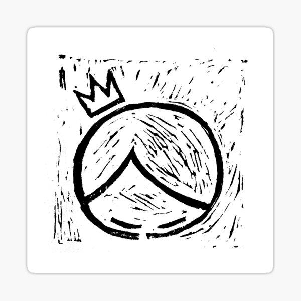 super cooper logo merch Sticker
