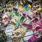 The Mask of NOLA by Malik Jayawardena