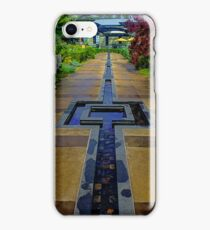 Water feature #1 iPhone Case/Skin