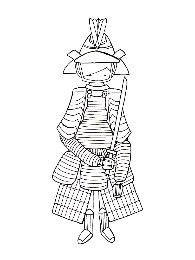 Samurai by supercooperb