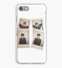 Aaron Carpenter Polaroid p2 iPhone Case/Skin