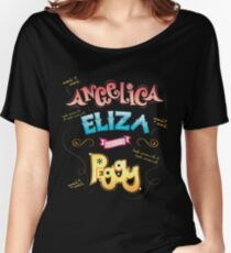 The Schuyler Sisters! Women's Relaxed Fit T-Shirt