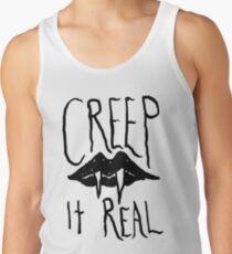 Creep It Real Tank Top