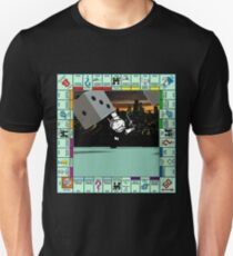 Monopoly Retro Game Board Unisex T-Shirt