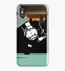Monopoly Retro Game Board iPhone Case/Skin