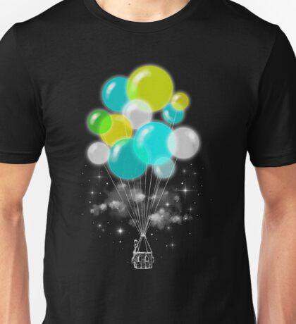Colorful Exile Unisex T-Shirt
