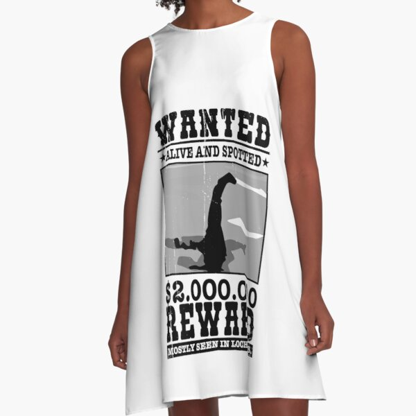 Wanted: Nessie A-Line Dress