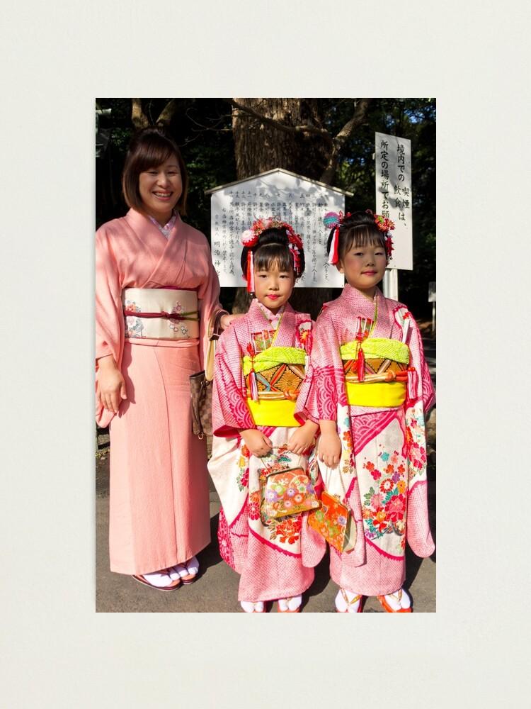 Alternate view of Shichi-Go-San Festival – Image 03, Japan Photographic Print