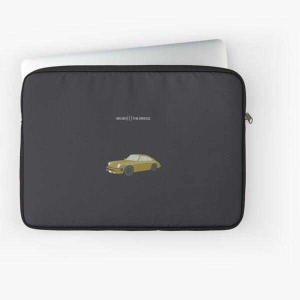 Saga Noren / Broen , Bron , The Bridge / Nordic Noir Laptop Sleeve