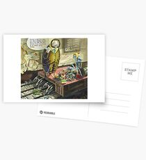 Profound Lessons Postcards