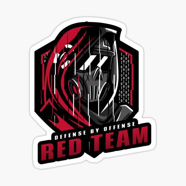 Red Team | Hacker design Sticker