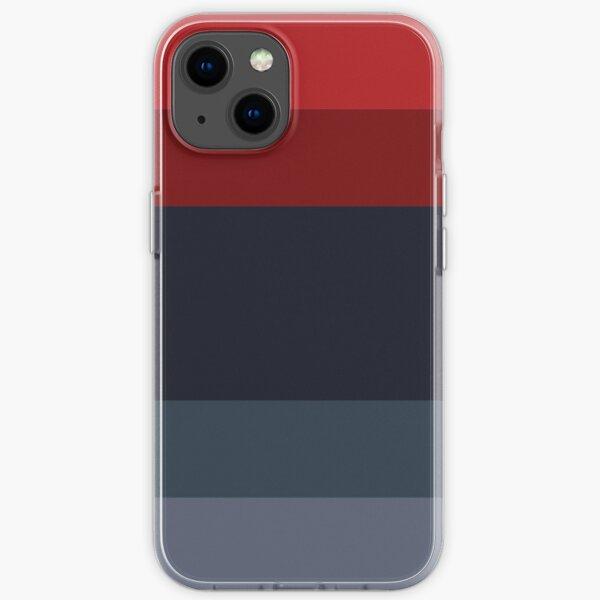 Bayern München Farben iPhone Flexible Hülle