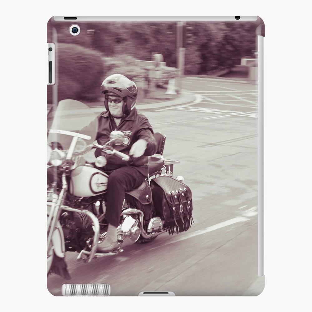 The Rider iPad Case & Skin