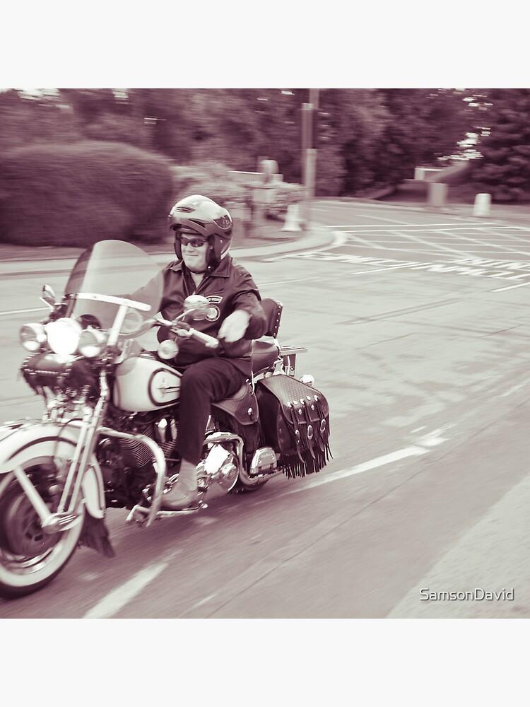 The Rider by SamsonDavid