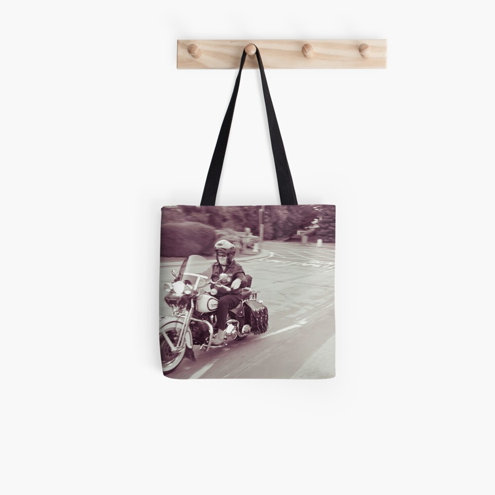 The Rider Tote Bag