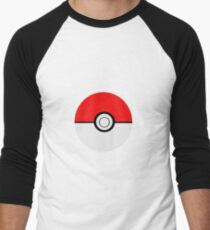 Pokemon Ball Men's Baseball ¾ T-Shirt
