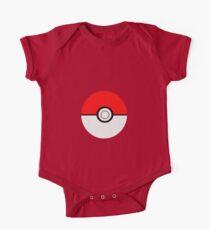 Pokemon Ball Kids Clothes