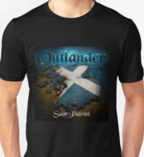 Outlander Maps Unisex T-Shirt