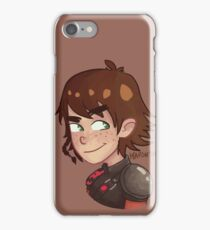 Old Hiccup iPhone Case/Skin