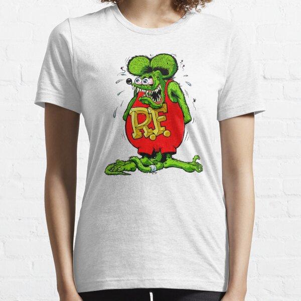 The Rat Fink   Muscle Car   Hot Rod Essential T-Shirt