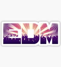 EDM! Sticker