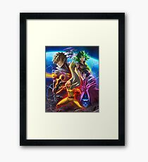 The One Framed Print