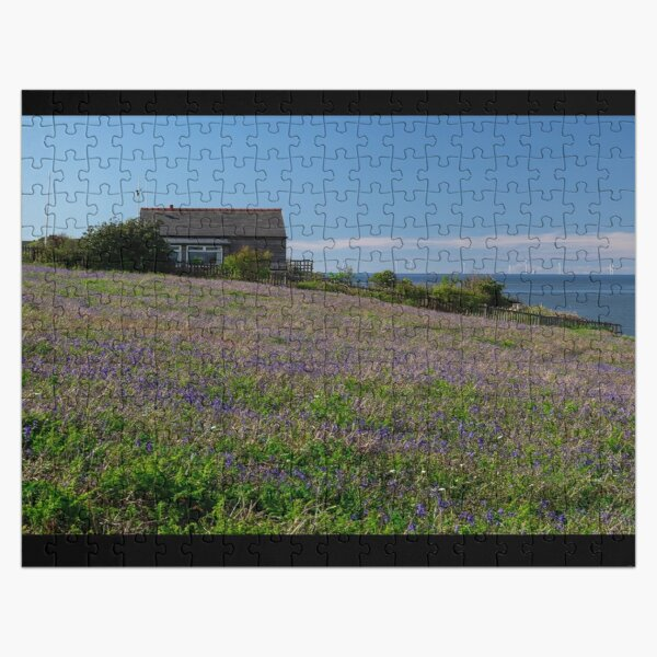 Hilbre Bluebell Meadow Jigsaw Puzzle
