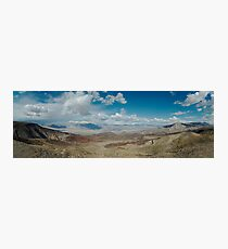 Panamint Valley Photographic Print